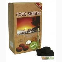 Уголь для кальяна кокошиша, COCOSHISHA