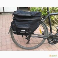 Продам сумку-штаны на велобагажник