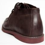 Florsheim HiFi ботинки мужские демисезонные нубук коричневые 295 мм
