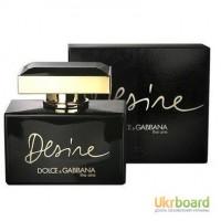 Dolce Gabbana The One Desire парфюмированная вода 75 ml. (Дольче Габбана Зе Уан Дезире)