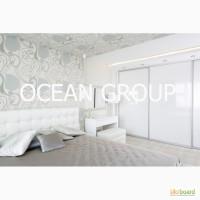 Компания Ocean Group изготавливает шкафы купе и гардеробные комнаты