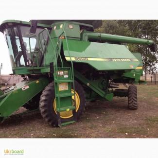 Комбайн John Deere 9500