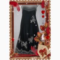 Платье женское праздничное. Р-р 36.Дёшево. Шикарное праздничное платье на девушку