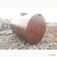 Резервуар, емкость, бочка металлическая 10 кубов