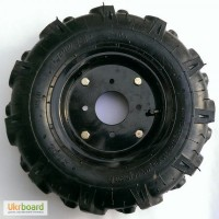 Колесо для мотоблока 4.00-10 в сборе (диаметр 475 мм)