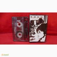 Виктор Цой.Кино (Неизвестные Песни) 1982-85. AU. Кассета