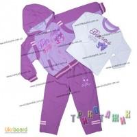 Спортивный костюм для девочки м. 1303