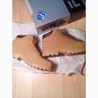 Новые кожаные мужские ботинки FILA (оригинальные США)
