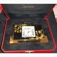 Сartier. Продам подарочные настольные часы Сartier