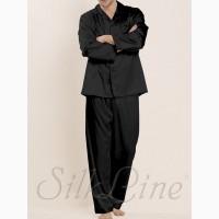 Мужская шелковая пижама SilkLine купить с доставкой по Украине