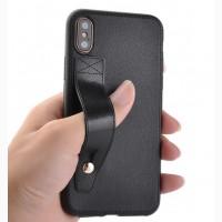 Чехол на айфон с имитацией кожи iPhone X (5.8)