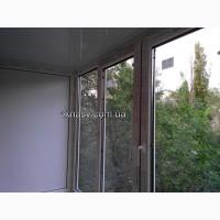Французский балкон. Вынос, расширение, усиление. Окна Rehau