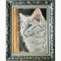 Продам картину автора Мурзик-пастель, 36х25