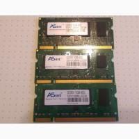 Оперативная память ОЗУ SODIMM Asint DDR2 1GB-800 SSY2128M8-JGE3B SSY2128M8-JGEEF
