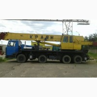 Автокран КС-6473 на базе МАЗ-6323