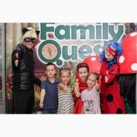 Открытие квест - пространства Family Quest в ТРЦ New Way
