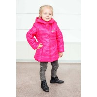 Детские демисезонные куртки - жилетки Алина девочкам 3-7 лет, цвета разные
