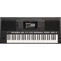 Yamaha PSR-S770 Профессиональный синтезатор с 61 ключом для рабочих станций