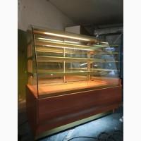 Витрина холодильная, витрина кондитерская Cold модель C -13Gn