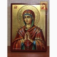 Икона Божией Матери «Умягчение злых сердец» рукописная в наличии