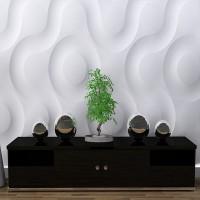 3d гипсовые панели, 3d панели монтаж в Киеве, цена