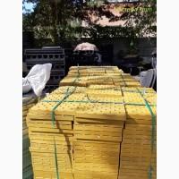 Плитка тактильная полимерпесчаная конус 330х330х30 мм