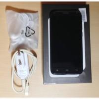Смартфон мобильный телефон Bravis Solo 4.5IPS 1/8GB 2SIM Black черный