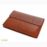 Кожаный мужской клатч, большое портмоне для личных документов, 24 слота для карточек