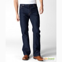Джинсы Levis 517 Slim Fit Boot Cut Jeans - Rinsed (США)