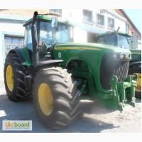 Продаем колесный трактор JOHN DEERE 8520, 2005 г.в