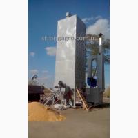 Продам шахтную зерносушилку
