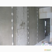 Идеальное выравнивание стен по маякам