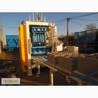 Вибропресс для производства тротуарной плитки и других изделий из бетона SUMAB E-300 D