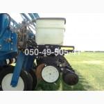 24 рядка сеялка механическая Kinze 3700 Кинзе б/у из США