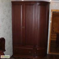 Полукруглый угловой шкаф