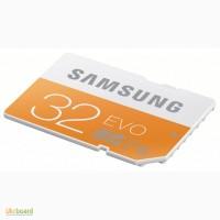 Оригинал MicroSD Samsung EVO 32GB 48MB/s UHS-I
