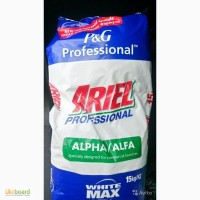 Продам порошок Ariel Alpha Professional 15 кг