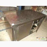 Тепловой стол тепловой мост тепловой шкаф в рабочем состоянии б/у