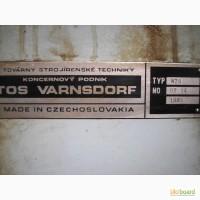 Продам горизонтально-рассточной TOS W75 1985 г (в рабочем состоянии)