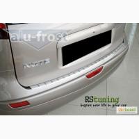 Тюнинг продам накладку на задний бампер Nissan Note 2005