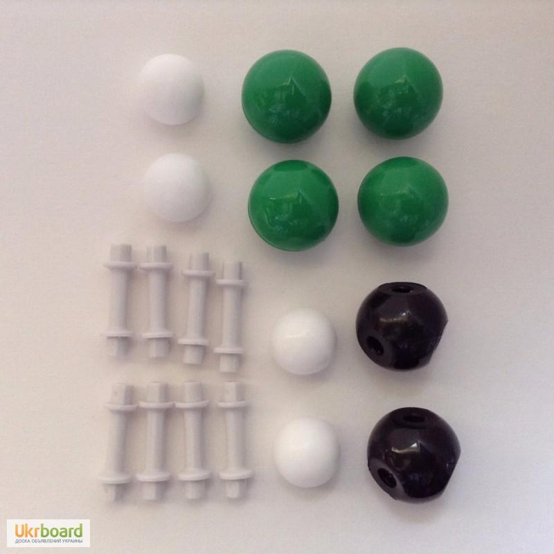 Фото 12. Продам набор конструктор Молекулярные модели