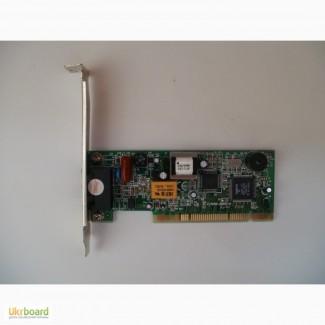 Сетевая карта для интернета (LAN и ADSL) (СЕТЕВАЯ КАРТА ПК). Уценка