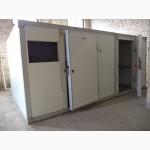 Холодильная камера б/у, Морозильная камера б/у (комната)