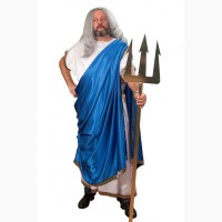 Карнавальный костюм Посейдон