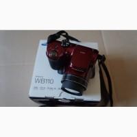 Цифровой фотоаппарат Samsung WB110 + сумка, зарядка