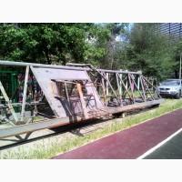 Продаем запасные части для башенного крана КБ-674А, 25 тонн, 1996 г.в