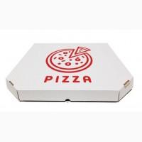 Коробка для пиццы с рисунком Pizza 250х250х30 мм