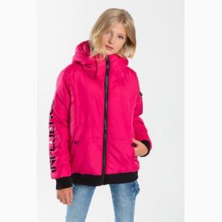 Reporter Young демисезонная куртка для девочек Fluo Influencer