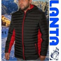 Мужская стеганная спортивная куртка осень - весна код 108