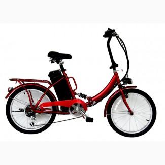 Электровелосипед складной Вольта Вега